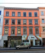 Bytový dům - Wien Wallensteinstrasse 12 (Rakousko)